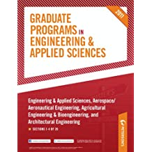 Peterson's Graduate Programs in Engineering & Applied Sciences, Aerospace/Aeronautical Engineering, Agricultural...