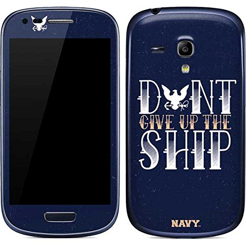 (US Navy Galaxy S3 Mini Skin - Dont Give Up The Ship Vinyl Decal Skin For Your Galaxy S3 Mini)