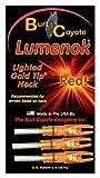 Lumenok GT Nock (3-Pack), Orange