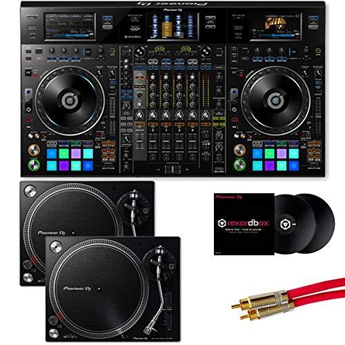 【9大特典】Pioneer DJ パイオニア/DDJ-RZX/PLX-500-K DVSセット B07N4MG7RH