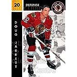 Doug Jarrett Hockey Card 1995 Parkhurst 66-67 #27 Doug Jarrett