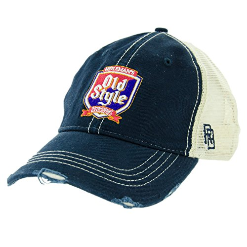 Retro Brand Old Style Trucker Navy