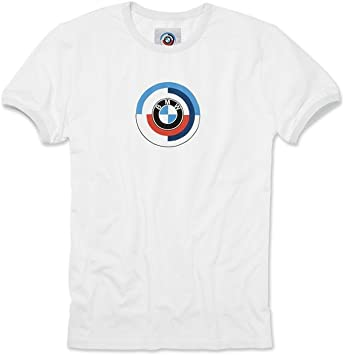 Original BMW Motorsport Camiseta de Heritage, hombre – tamaño S: Amazon.es: Coche y moto