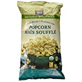 365 Everyday Value Organic Classic Salted Popcorn, 6 oz
