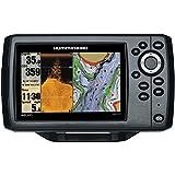 Humminbird Helix 5 DI GPS, Black