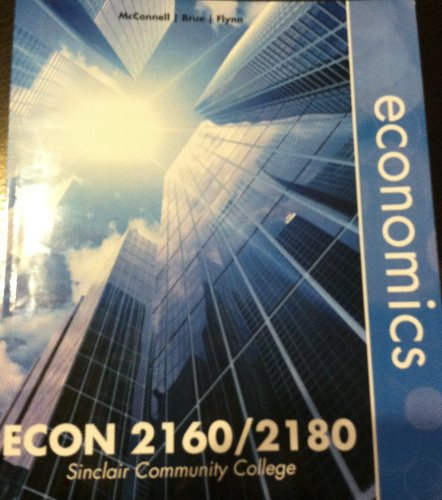 Economics 2160/2180 (Sinclair Community College)