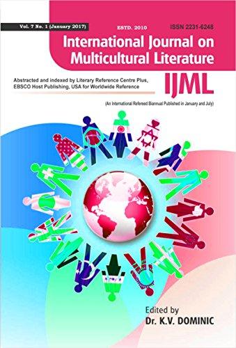 International Journal on Multicultural Literature (IJML) Vol. 7, No. 1: January 2017