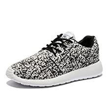 Wei Men's Breathable Running Shoes,Walk,Beach Aqua,Outdoor,Water,Rainy,Exercise,Drive,Athletic Sneakers