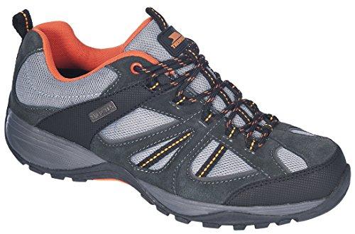 Breathable Shoes Flint Benjamin Running Waterproof Suede Mens Trail Trespass Trespass mens XwxqaBBg8