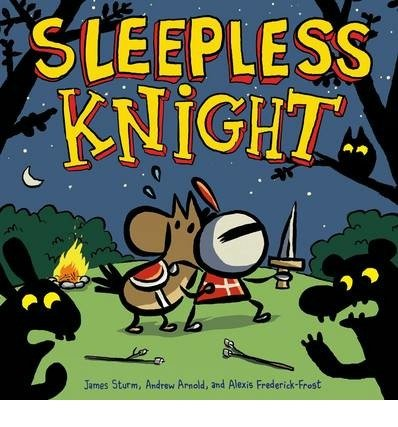 - [ Sleepless Knight BY Sturm, James ( Author ) ] { Hardcover } 2015