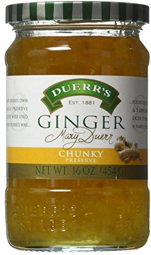 Duerr's Preserve, Ginger Chunky, 9 Pound