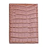 Yikey Passport Holder Protective Wallet Business Card Soft Passport Cover Leather Protective Cover