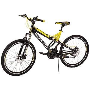 Bicicleta-Benotto-Navy-MTB-Acero-R26-21V-Hombre-Shimano-Frenos-Doble-Disco