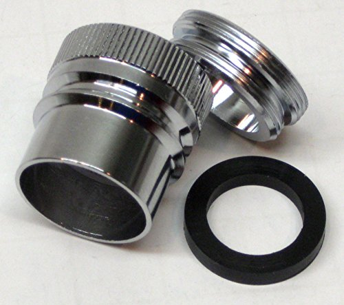 30168LF-GDishwasher Faucet Adapter Aerator Dual Thread Snap (Snap Aerator)