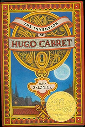 Image result for the invention of hugo cabret