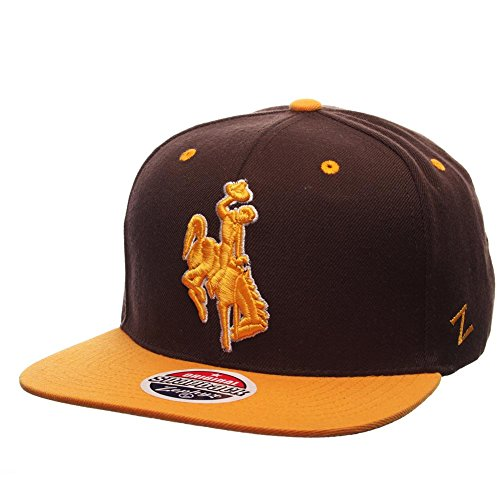 (Zephyr University of Wyoming Cowboys Z11 Snapback Hat (Youth))