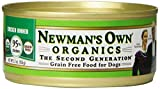 Newman's Own Organics Chicken Grain-Free Food for Dogs, 5.5-Ounce (Pack of 24)