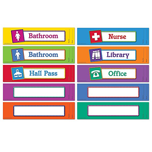 magnetic-hall-passes-set-of-10