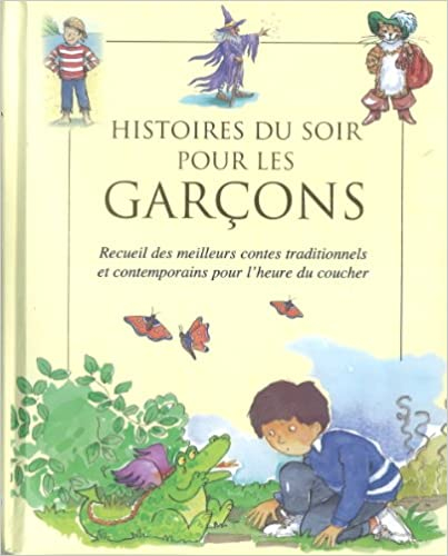 Lire Histoires du soir pour les garçons pdf
