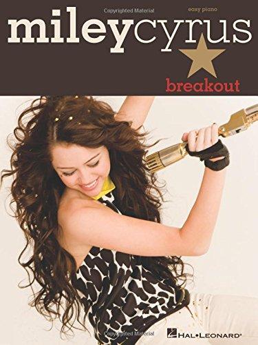 (Miley Cyrus - Breakout: Easy Piano)