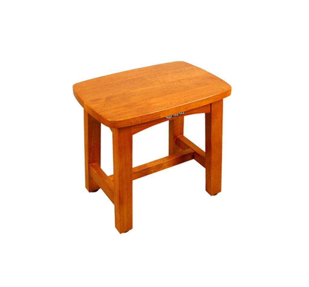 GRJH® シャワー椅子、木材強力な耐久性のあるバスベビーシャワー便 防水,環境の快適さ B079GM85FJ