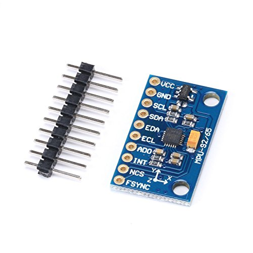 Gaoominy MPU-6500 6軸ジャイロスコープおよびアクセラレータセンサMPU-6050の交換 Arduinoに適する
