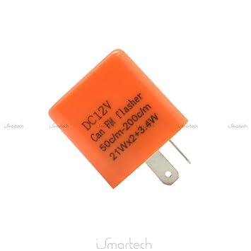 Schema Elettrico Frecce Auto : Ismartech: relÈ 12v con regolatore frequenza lampeggio frecce led