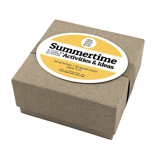 The Idea Box Kids Summertime Activities for Kids