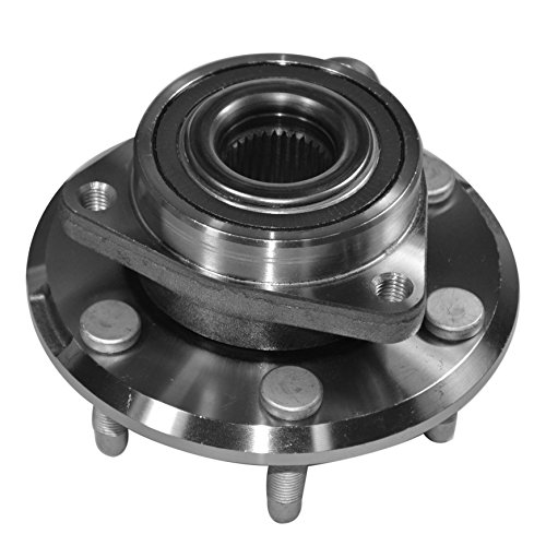 GSP 104277 Axle Bearing and Hub Assembly - Left or Right Rear (Driver or Passenger ()