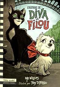 L'histoire de Diva et Filou par Mo Willems