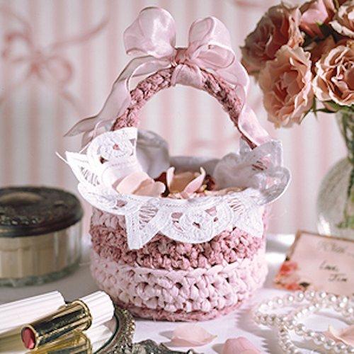 Valentine Basket Crochet ePattern