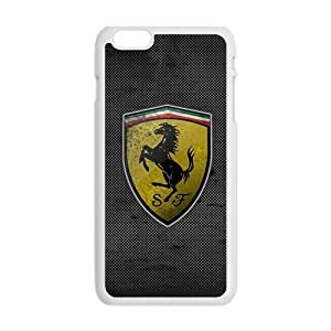 Happy Ferrari sign fashion cell phone case for iphone 6 4.7