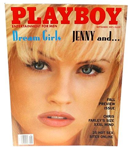 September 1997, Playboy Magazine - Vintage Men's Adult Magazine Back Issue