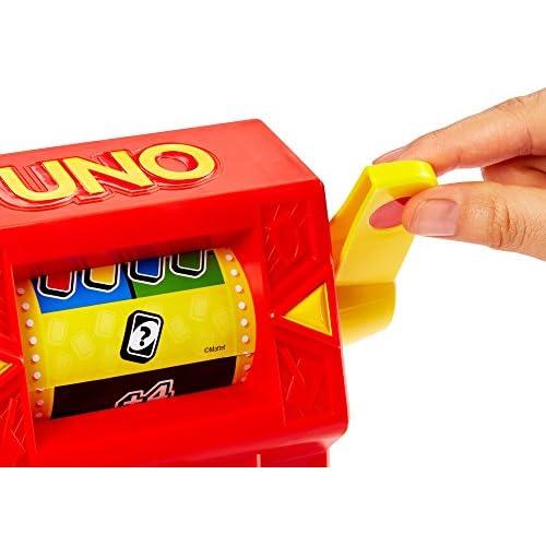 Mattel Games Uno Wild Jackpot Game