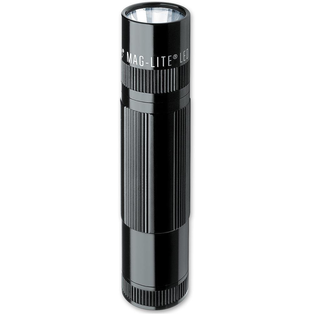 Mag-Lite XL100-S3016 LED-Taschenlampe XL100, 83 Lumen,  12 cm schwarz mit 5 Modi, Motion Control u. elektron. Multifunktionsschalter