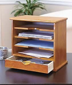 Best Rated in Desk Accessories & Workspace Organizers ...  Desktop Mail Organizer For Kitchen