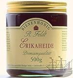 Erikaheide Honig, dunkel, hocharomatisch, kaltgeschleudert, unfiltriert, 500g