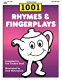 One Thousand One Rhymes and Fingerplays, Carson-Dellosa Publishing Staff, Totline Staff, 0911019650