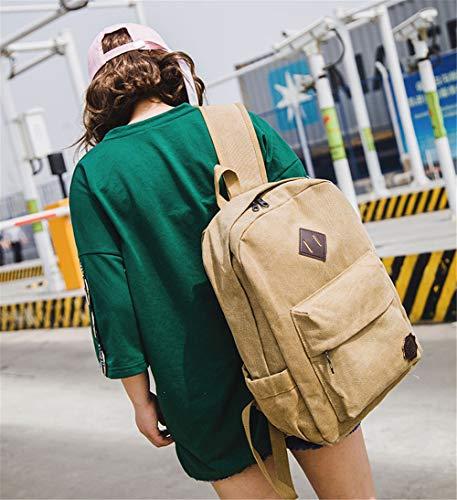 Main pour Femme à porté Grun au Dos Kaki JUND Sac YwnEqWgpg