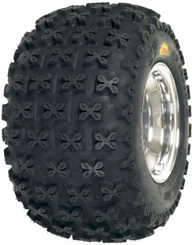 Sedona Bazooka Tire - Rear - 20x11x8 , Position: Rear, Rim Size: 8, Tire Application: All-Terrain, Tire Size: 20x11x8, Tire Type: ATV/UTV, Tire Ply: 4 AT20118 by Sedona