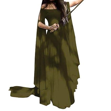 Amazon.com: zhenleisier Halloween Costume,Plus Size Women ...