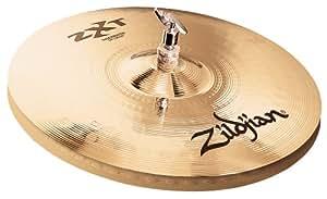 Zildjian ZXT 14-Inch Solid Hi-Hat Cymbals Pair
