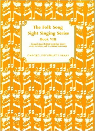 Folk Song Sight Singing Bk 8 (P)