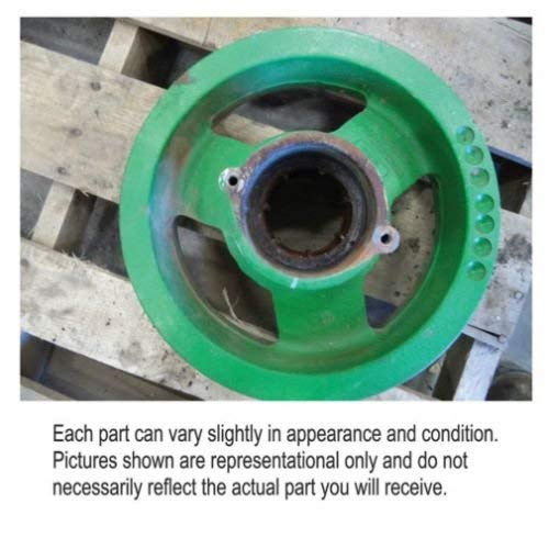 Belt Drive Front Pulley - All States Ag Parts Used Feeder House Front Drive Shaft Pulley John Deere S670 STS S670 STS 9870 STS 9870 STS 9770 STS 9770 STS S690 STS S690 STS S680 STS S680 STS CE19957