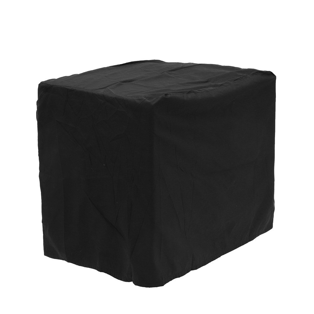 YPINGLI 84x63.5cm Polyester Black Waterproof Dustproof Durable Generator Cover Tool Accessories