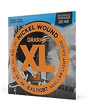 Daddario Exl110Bt Elektro Gitar Tel Seti, Xl, 10-46, Nickel Wound, R