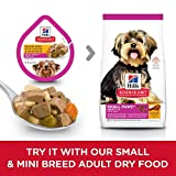 Hill's Science Diet Wet Dog Food, Adult, Small Paws