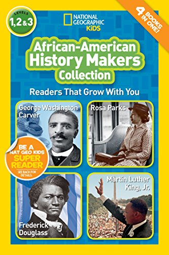 National Geographic Readers: African-American History Makers (Readers Bios)