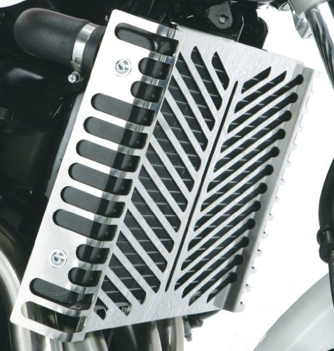 Powerbronze 520-H106-400 radiator guard to fit Honda CB1300 All Years Stainless Steel
