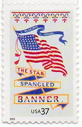 USA Postage Stamp Single 2003 (1893) Silk Bookmark Self Adhesive Issue 37 Cent Scott #3778